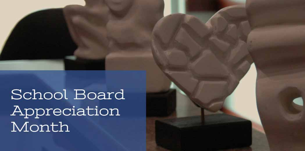 School Board Appreciation Month